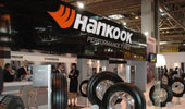Hankook откроет в Китае 300 фирменных магазинов за 2012 год