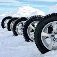 Новогодние шины Continental